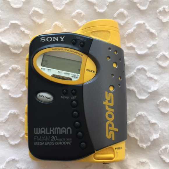 Sony Other - Vintage Walkman